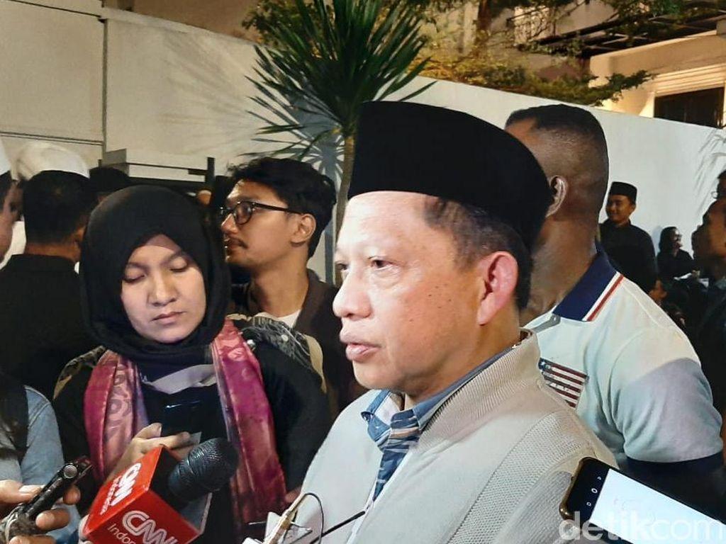 Tito Karnavian Berterima Kasih Pernah Dikritik Gus Sholah