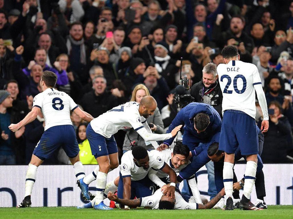 Masa Depan Cerah Tottenham Hotspur