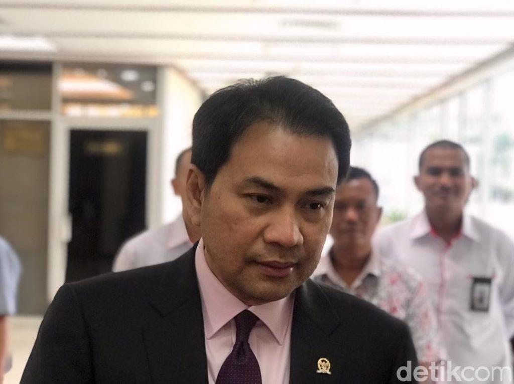Polemik Rapat Djoko Tjandra Bawa Azis Syamsuddin ke Mahkamah Dewan
