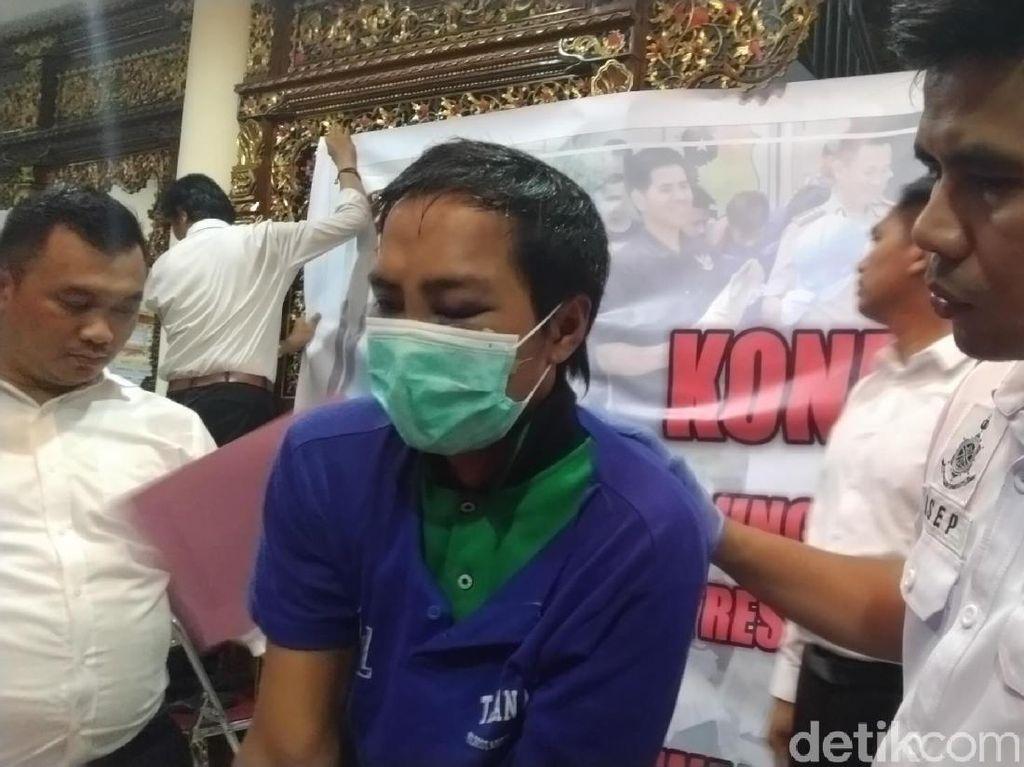 Ini Dia Tampang Perampok dan Pemerkosa Keji 2 Perempuan di Semarang