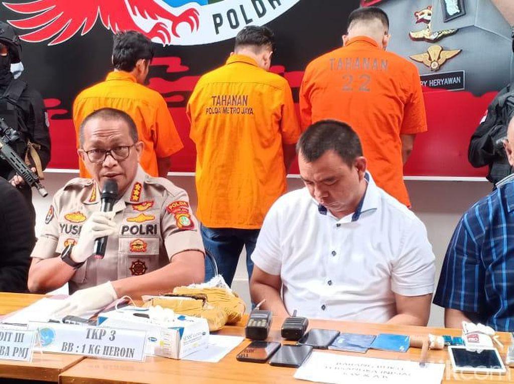 Video 5 Orang Dibekuk terkait TPPO Bermodus Kawin Kontrak di Puncak