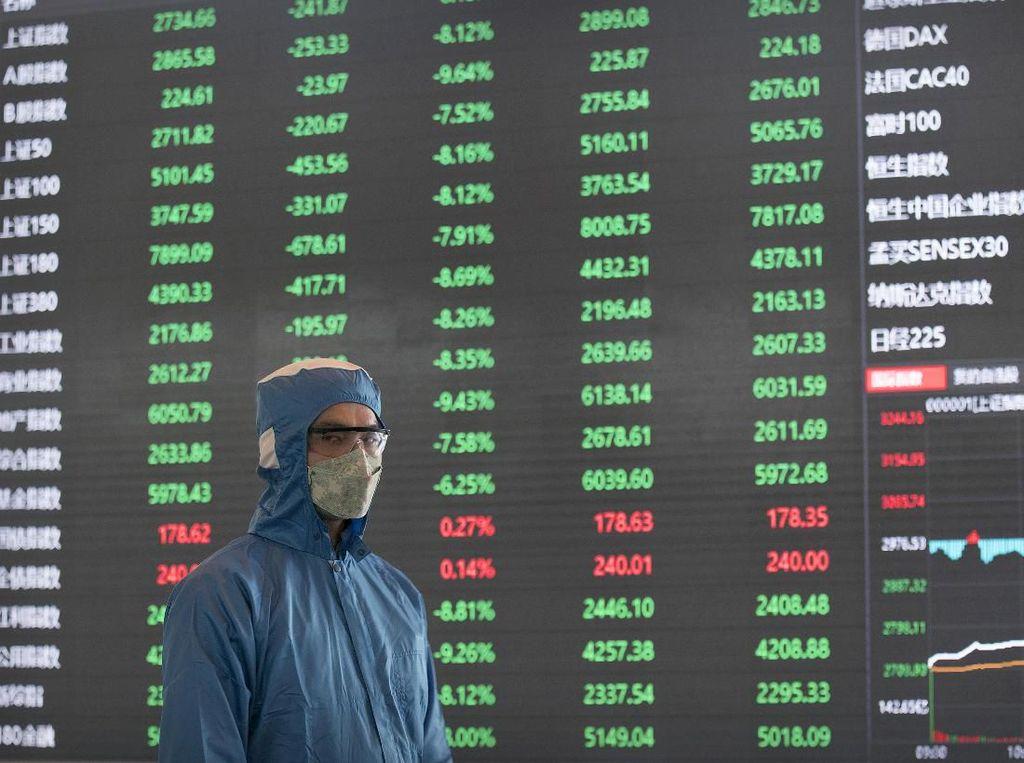 Bursa Asia Kompak Merosot, Sentimen Apa?
