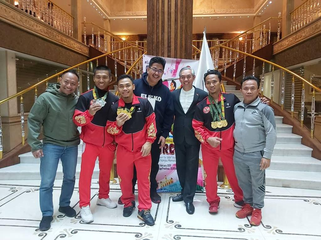 Enam Emas di Kejuaraan Angkat Besi Belum Puaskan PB PABSI