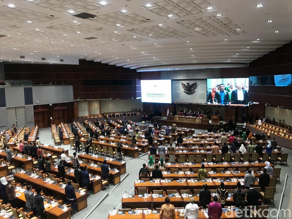 DPR Jelaskan RUU HIP Masih di Prolegnas Prioritas 2020, Ada Mekanisme Pencabutan