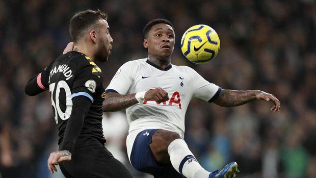 Hasil Liga Inggris: Tottenham Tekuk Man City 2-0