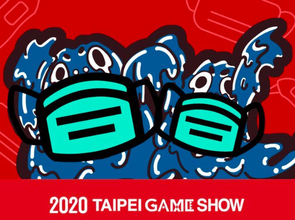 Taipei Game Show 2020 Ditunda karena Virus Corona