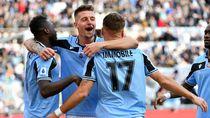 Bungkam Inter 2-1, Lazio Tempel Juventus