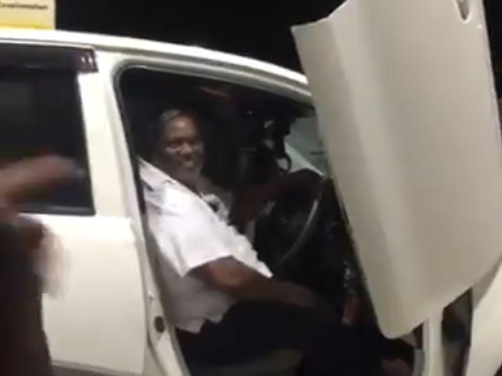 Sulap Daihatsu Sirion Jadi Mirip Lamborghini, Cuma Habis Rp 9 Jutaan