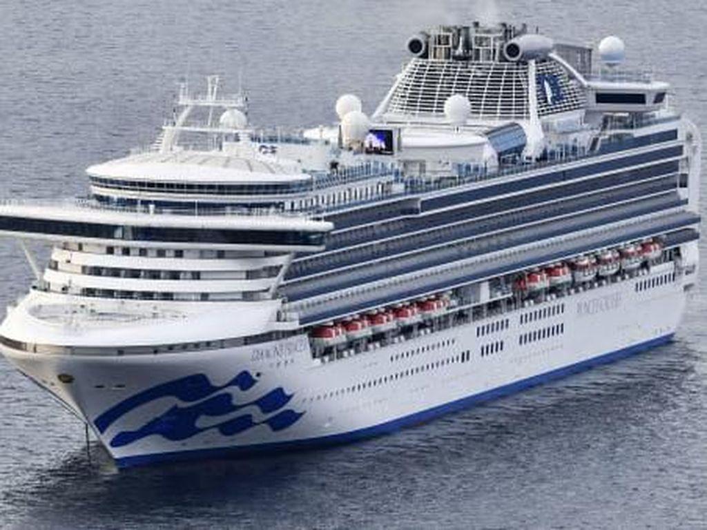 Seperti Apa Proses Pembersihan Kapal Diamond Princess dari Corona?