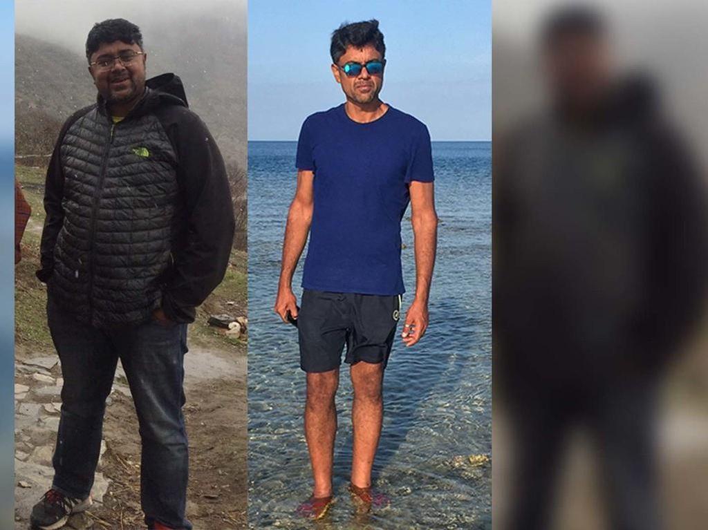 Berat Badan Pria Ini Turun 45 Kg dalam 6 Bulan, Ini Tips yang Dilakukan