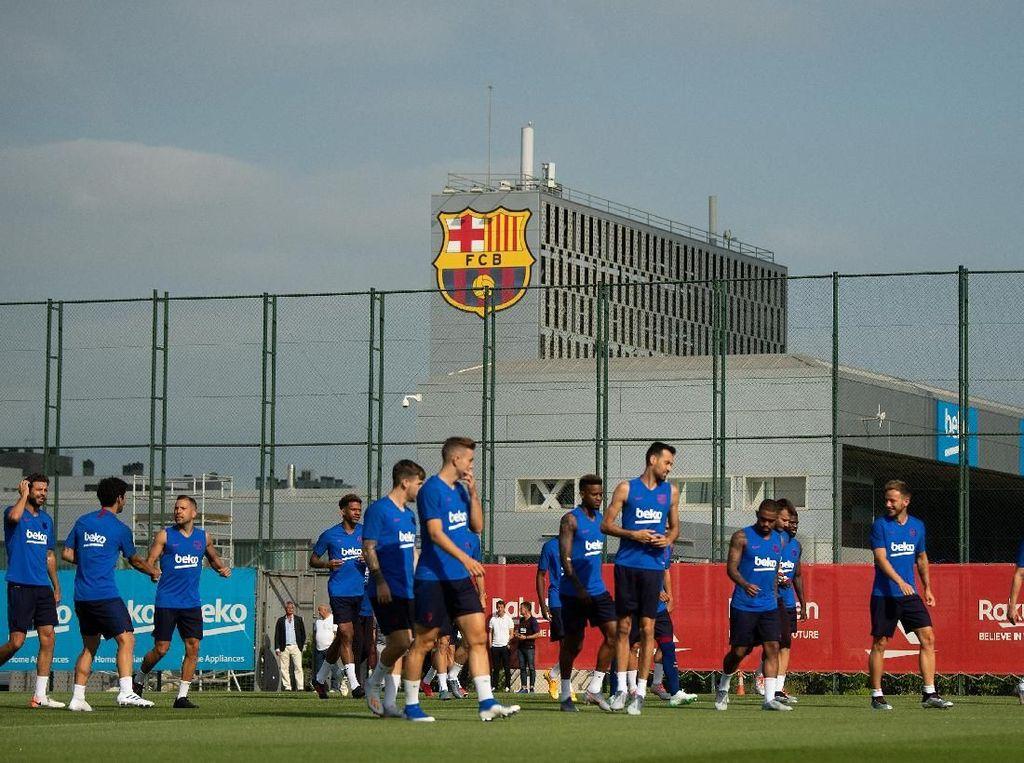 Napoli Vs Barcelona: Lionel Messi dkk Akan Lewati Tes Virus Corona