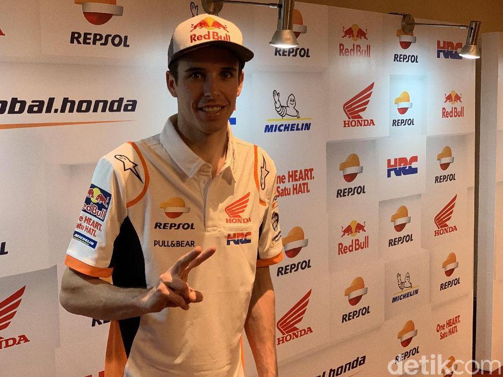 Debut di MotoGP, Alex Marquez Langsung Juara