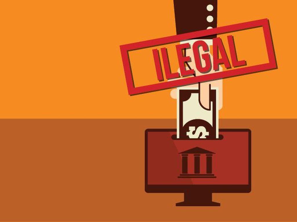 Awas! Ada 13 Entitas Keuangan Ilegal Palsukan Izin OJK, Ini Daftarnya
