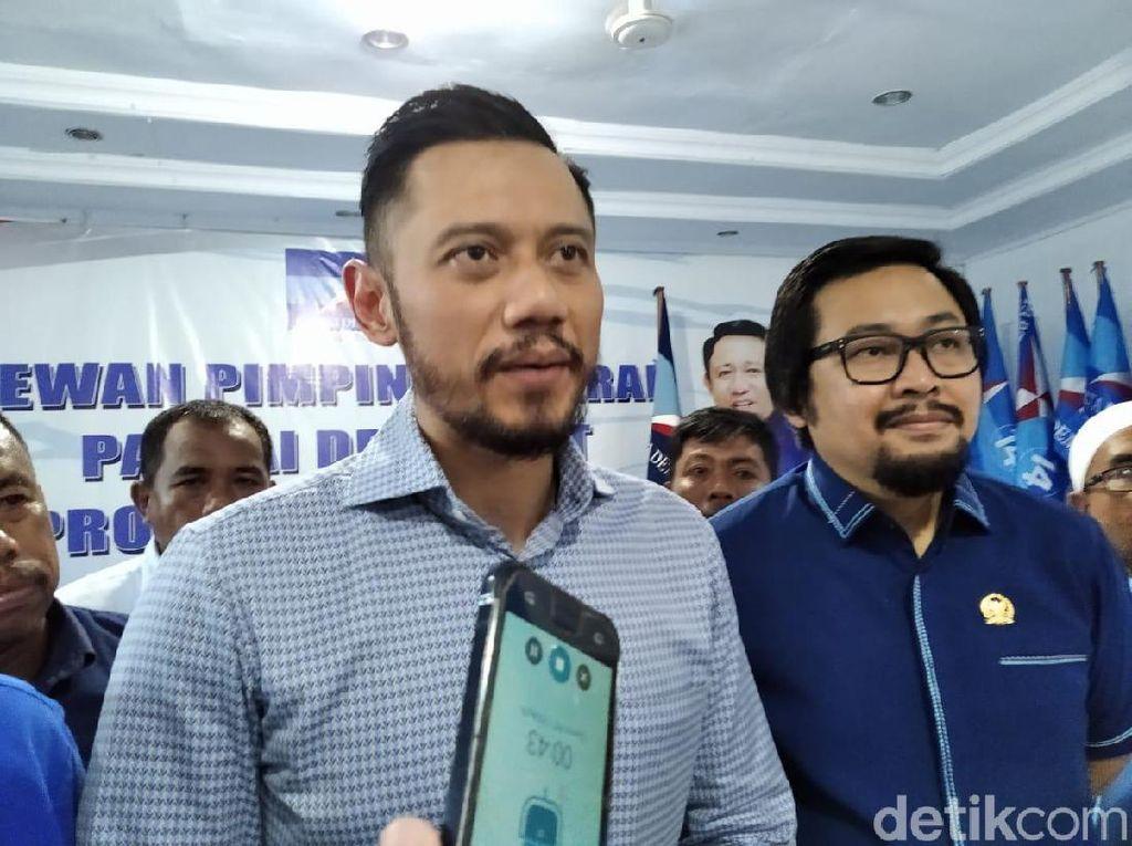 Dukungan AHY Maju Caketum Gantikan SBY Menguat