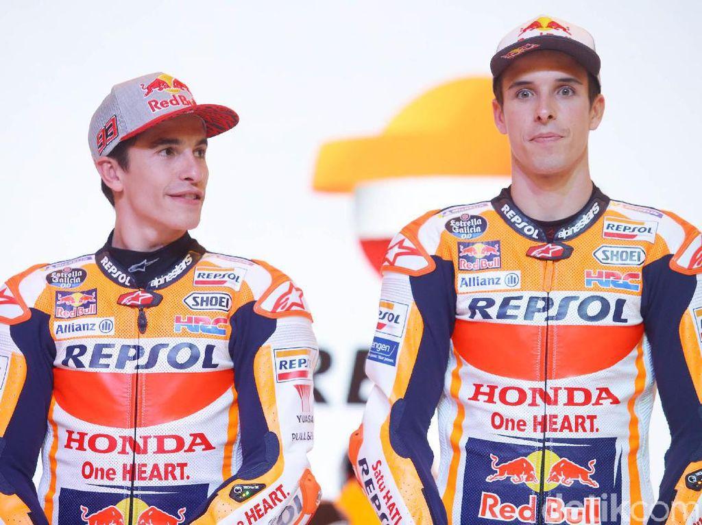 MotoGP Virtual Race: Marquez Bersaudara Ungkap Target di Misano