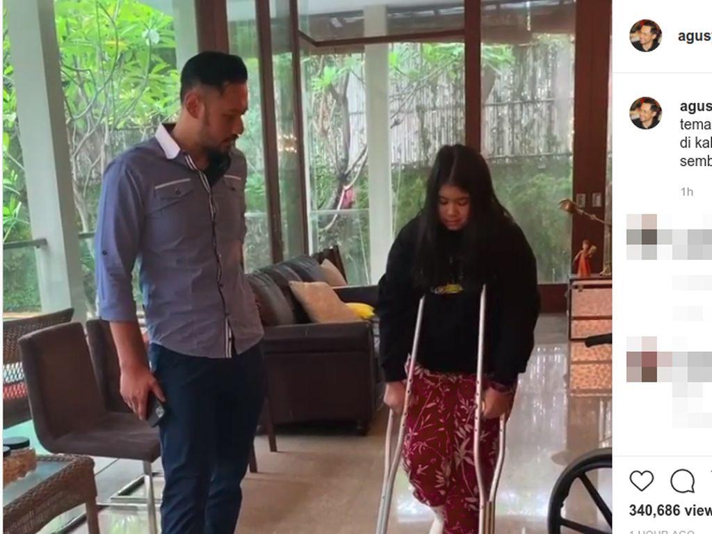 Putri AHY Patah Tulang, Ini Faktor yang Bisa Pengaruhi Waktu Pemulihan