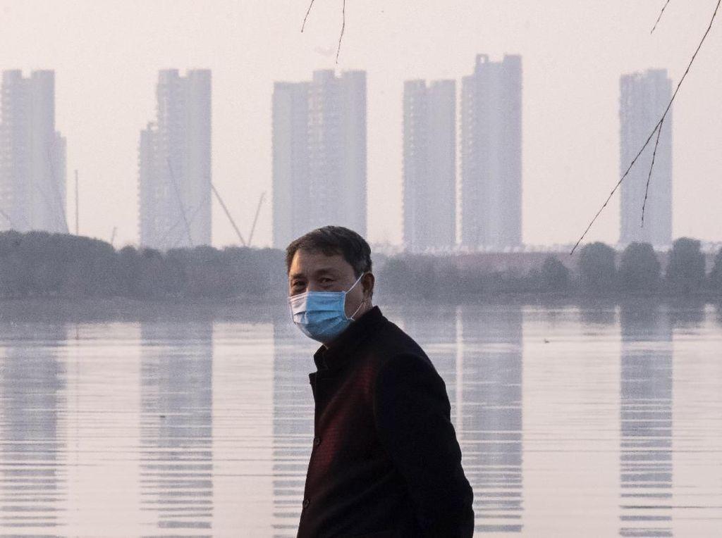 Wabah Corona Makin Mengkhawatirkan, China Pecat 2 Pejabat Kesehatan Hubei