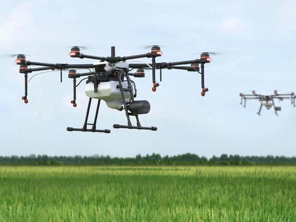 Sebentar Lagi, Drone Bisa Wira-wiri di Langit RI Angkut Barang