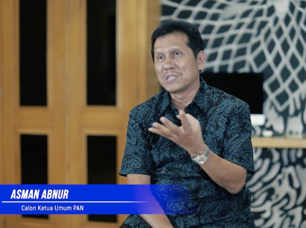 Asman Abnur Mundur dari Caketum PAN, Serahkan Suara ke Zulhas?