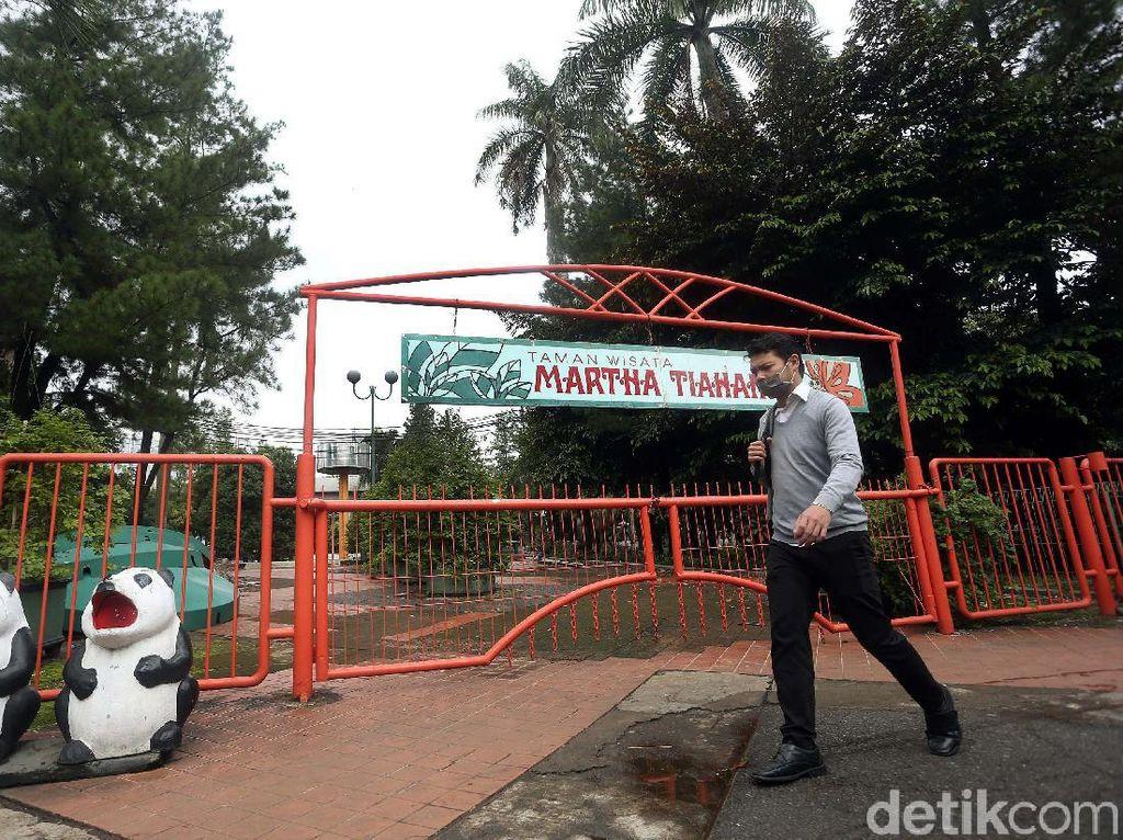 Ini, Lo, 2 Taman Buku Hanoi yang Ditiru untuk Wajah Baru Martha Tiahahu di Blok M