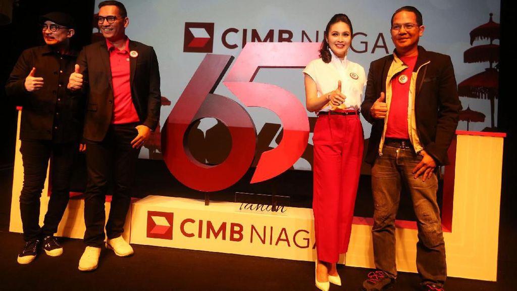 CIMB Niaga 65 Tahun Melayani Indonesia