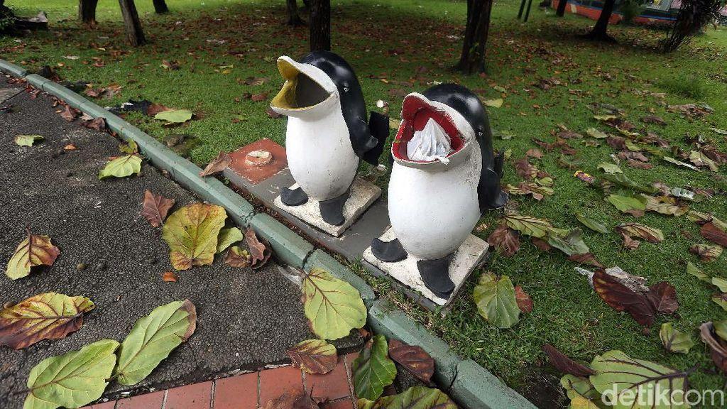 Kawasan Blok M Keren, tapi Taman Martha Tiahahu, Kok Mangkrak?
