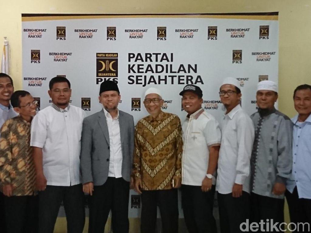 GNPF Safari ke PKS soal Pilkada Medan: Kami Titipkan Amanah Umat