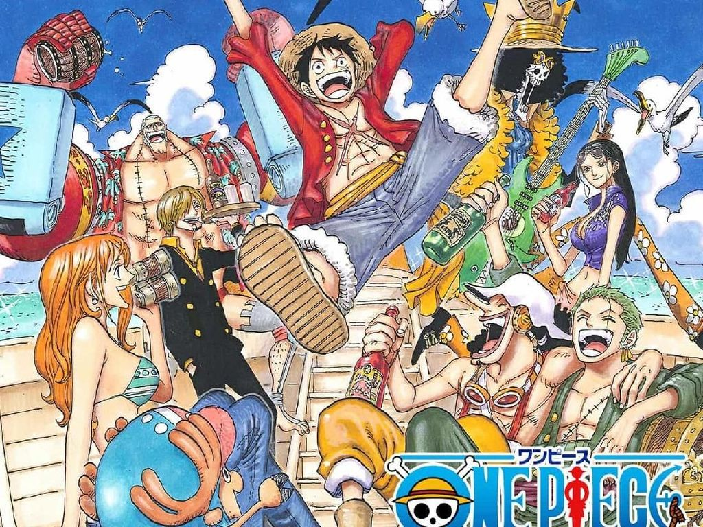 Spoiler One Piece Chapter 974