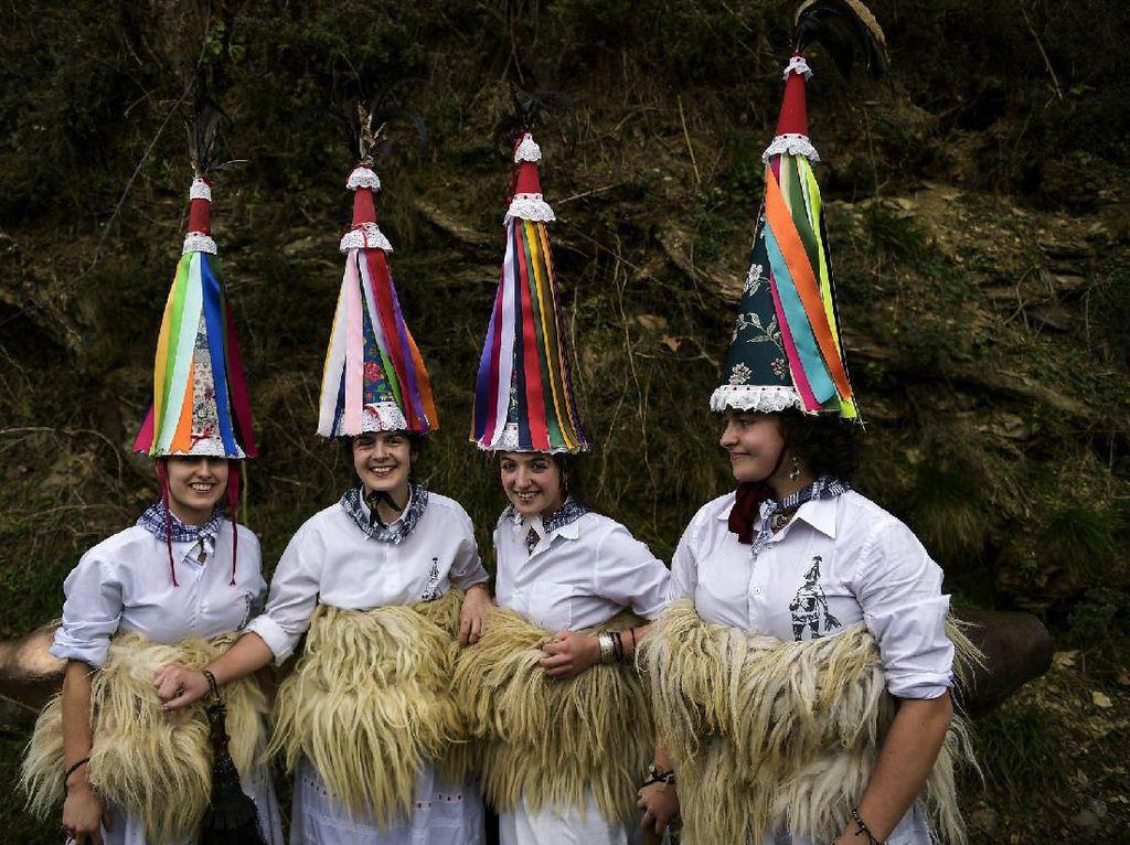 Ini Lho, Karnaval Kuno Usir Roh Jahat
