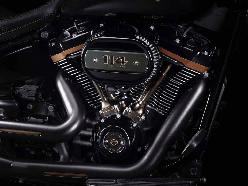 Harley-Davidson Fat Boy Edisi Khusus!