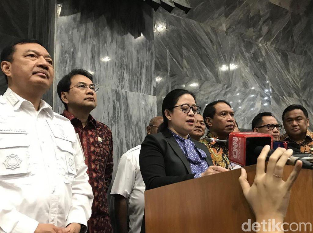 DPR Minta Pemerintah Pusat-Pemprov Papua Sukseskan PON 2020