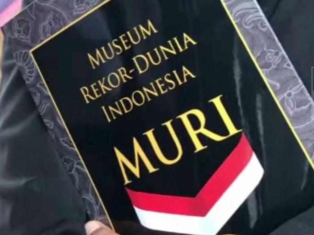 Peringati Hari Kusta, Pemkot Makassar Raih Rekor MURI