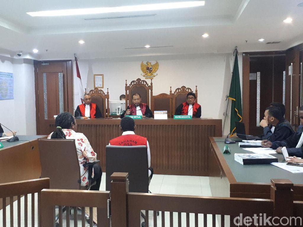 Pengacara Ajukan Pemeriksaan Forensik Gigi Terdakwa Pembunuhan Karyawan Istaka