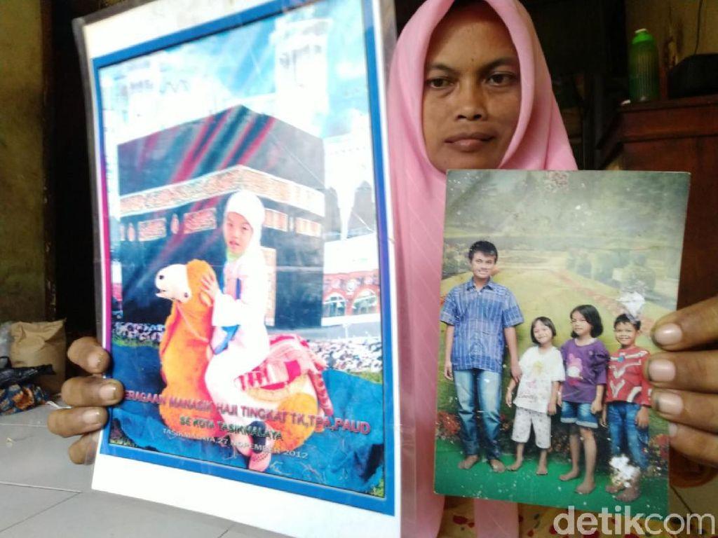 Duka Wati yang Tahu Delis Dicekik Mati Mantan Suaminya