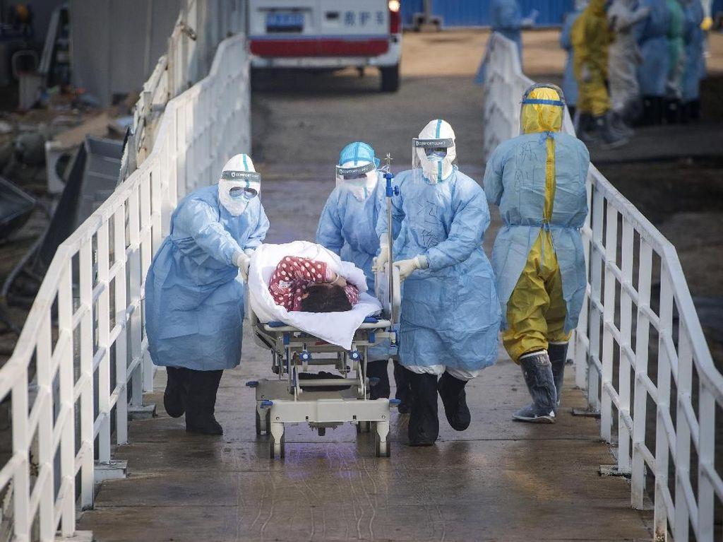 Direktur Rumah Sakit di Wuhan Meninggal karena Terinfeksi Virus Corona