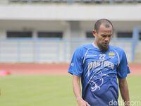 Kapten Persib Bandung Tunggu Kabar Baik Kelanjutan Shopee Liga 1
