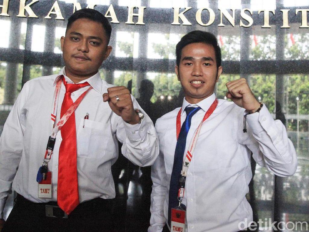 Soal Jokowi Tidak Ditilang, MK: Sebagai Pribadi, Kampanye atau Tugas Negara?