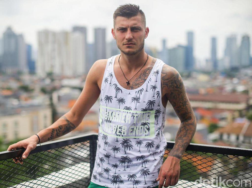 Lebih Dekat dengan Yevhen Bokhashvili, Mesin Gol PSS Sleman