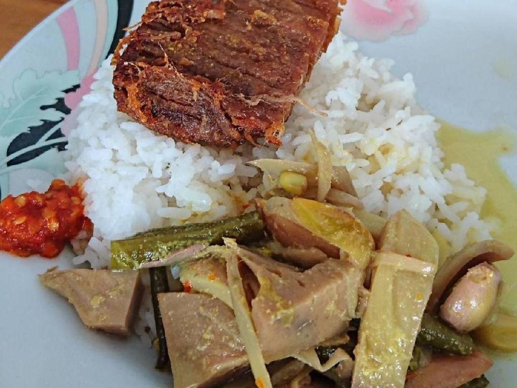 Nasi Lodeh, Sarapan Ndeso yang Selalu Bikin Kangen