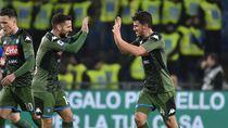Gol-gol Napoli yang Bersarang ke Gawang Sampdoria