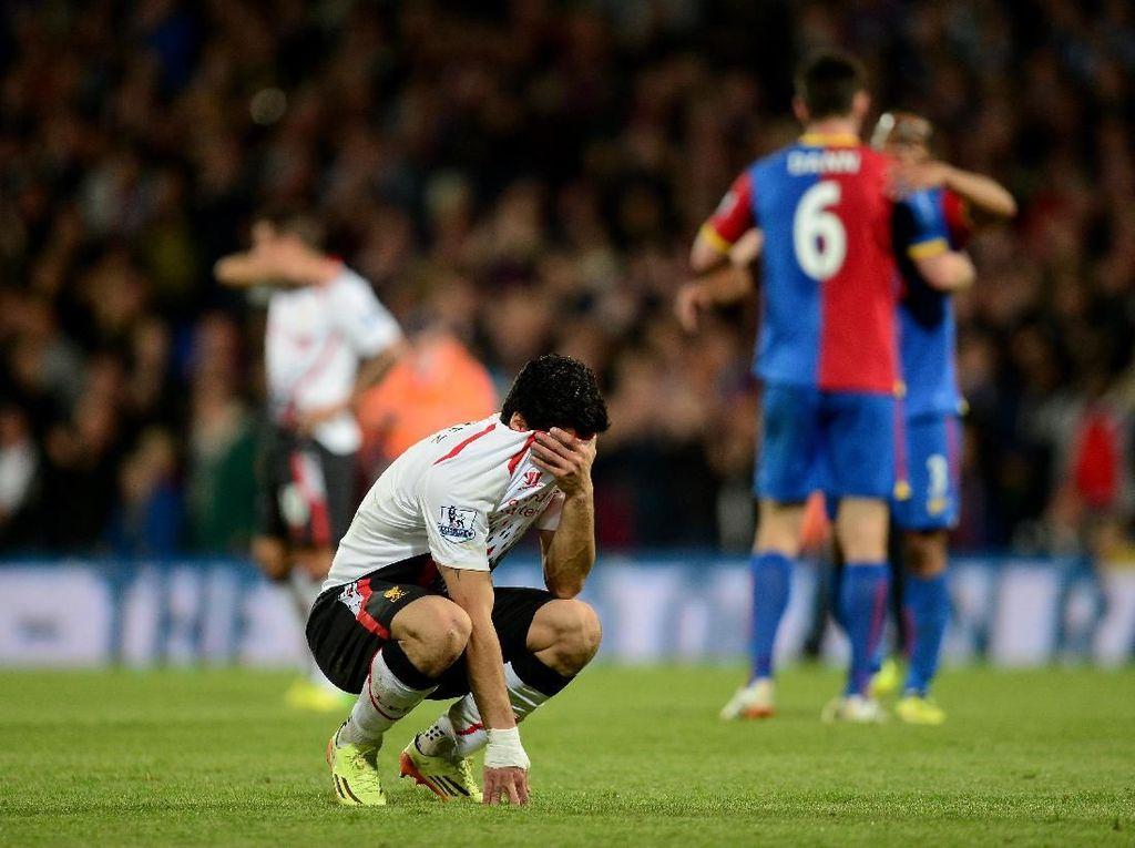Jangan Sampai Salah Menangis seperti Suarez