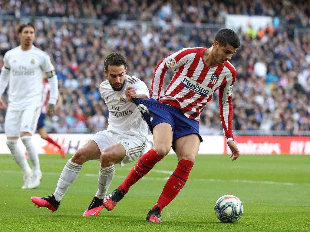 Morata Cedera, Atletico Krisis Penyerang