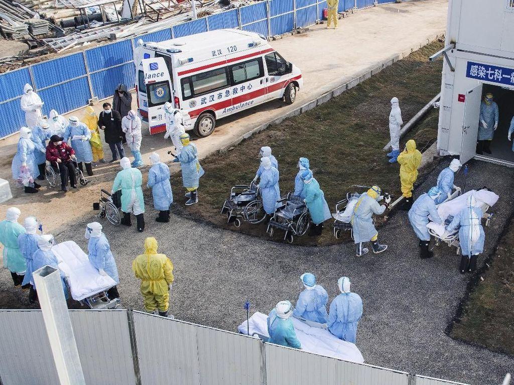Korban Meninggal Akibat Virus Corona Tembus 2.000 Orang!
