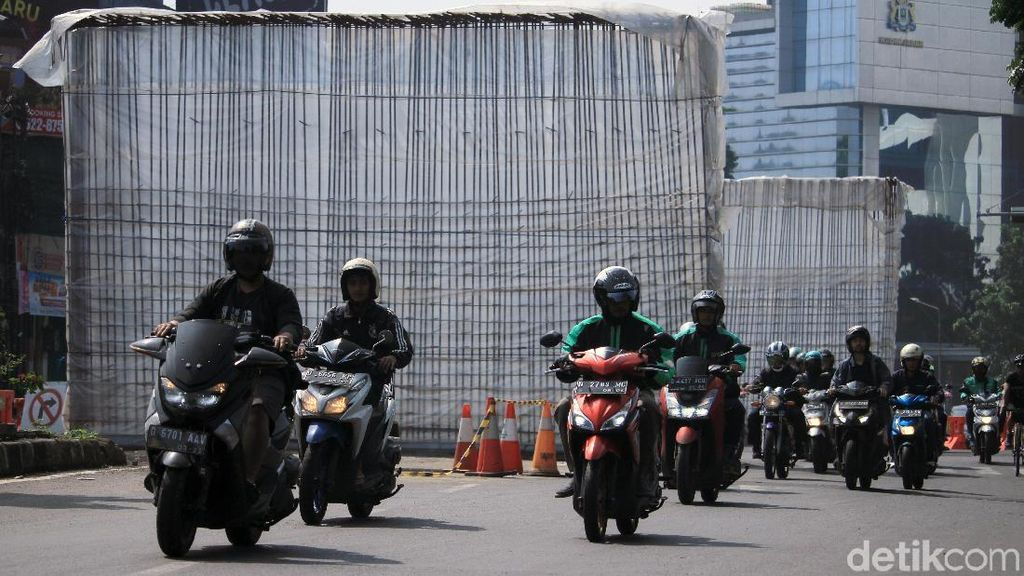 Melihat Pembangunan Flyover Jalan Jakarta di Kota Bandung
