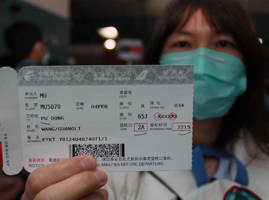 Harga Tiket Pesawat di China Turun Drastis hingga Jadi Rp 60.000