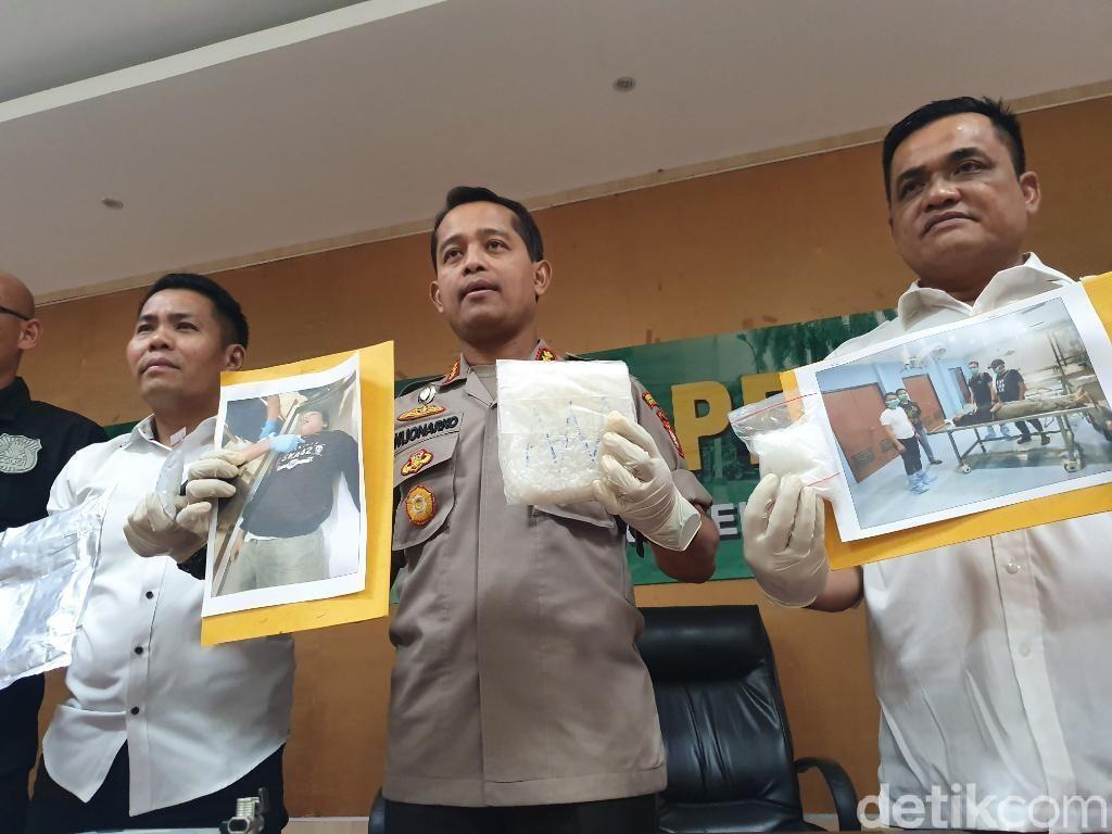 Bandar Narkoba di Bekasi Ditembak Mati Polisi, 1 Kg Lebih Sabu Disita