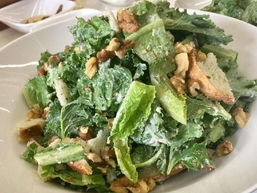 Resep Sayuran : Caesar Salad Praktis