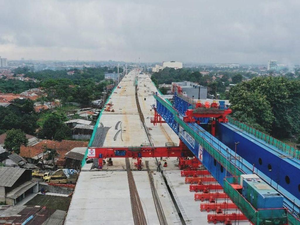 Tol Layang Bogor ke Semplak Bisa Dipakai Mudik Lebaran