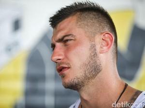 Yevhen Bokhashvili Ungkap Lawan Terberat di Liga 1 Musim Lalu