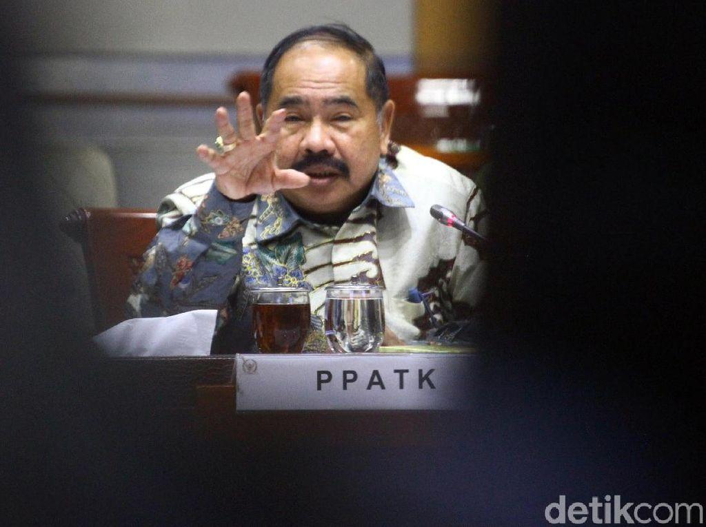 Kepala PPATK Kiagus Badaruddin Meninggal Dunia